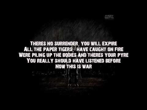 Avery Watts - this Is War - Song With Lyrics video