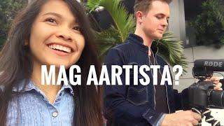 Australian going to a Filipino Television Gameshow