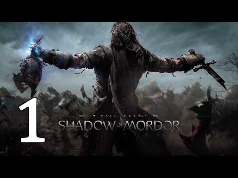 La Tierra-Media: Sombras de Mordor | Let's Play en Español | Capitulo 1