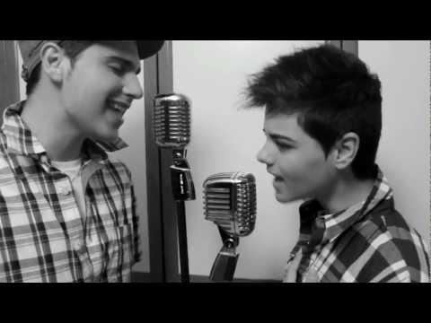 Abraham Mateo & Tony Mateo  -  QUE HAGO YO (cover)