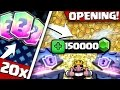 150.000 GEMS OPENING! | 27x SUPER MAGICAL CHEST! | SO MANY LE...
