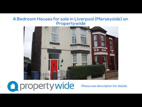 4 Bedroom Houses for sale in Liverpool (Merseyside) on Propertywide