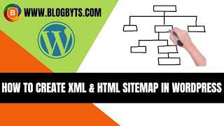 How to create XML and HTML sitemap in WordPress
