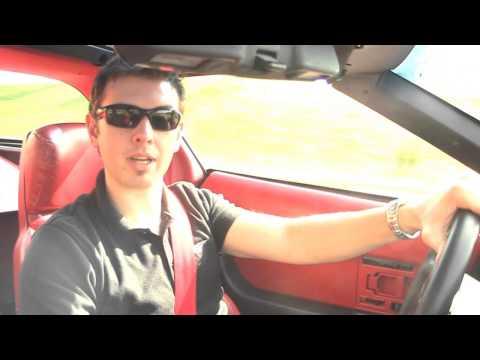 Mint 1990 Chevrolet Corvette ZR1 - Test Drive