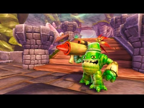 Skylanders Official Zook Trailer