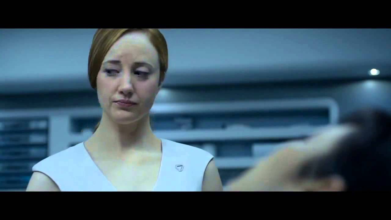 Oblivion Julie Wakes Up 2013 Tom Cruise Olga Kurylenko Movie Clip Hd Youtube