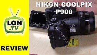Nikon Coolpix P900 Review - Digital camera with a mega zoom !