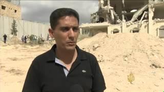 إسرائيل تهدم مبنى من أربعة طوابق ببلدة أبوديس بالقدس