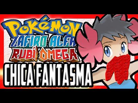 CHICA FANTASMA | Misterios & Curiosidades | Pokemon Rubi Omega / Zafiro Alfa
