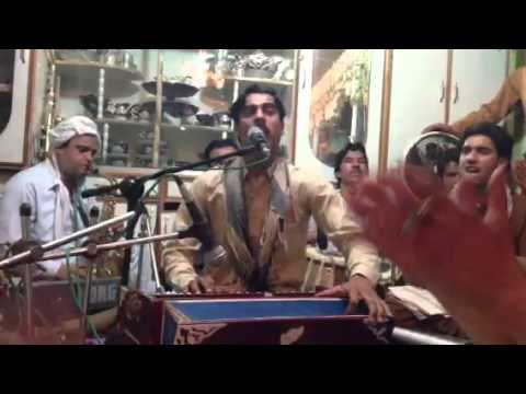 Anil Bakhsh Qawali Song In27july 2013 video
