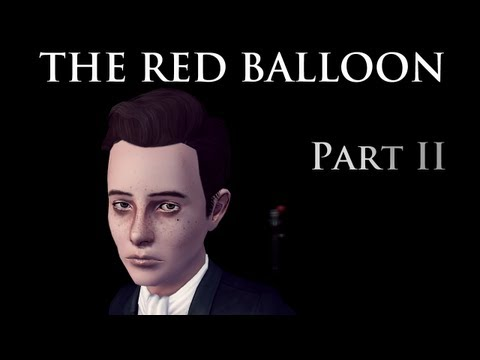 The Red Balloon - Part 2/5 (A Sims 3 Voice Over Film)