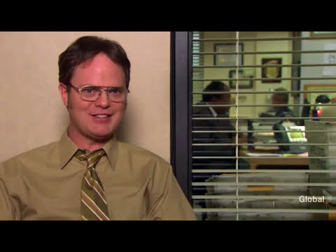 The Office - Dwight's Mad Lib