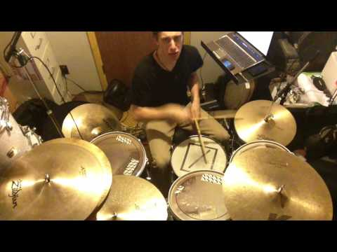 Sweet Victory Drum cover
