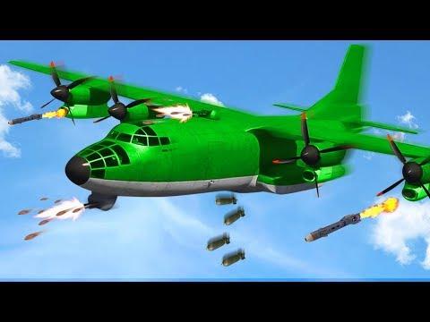 NEW $10.000.000 BOMBER ATTACK PLANE! (GTA 5 DLC)