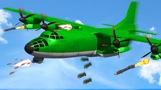 NEW $10.000.000 BOMBER ATTACK PLANE! (GTA 5 DLC)