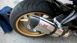 MIVV Suono su Yamaha FZ8