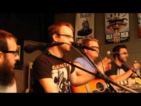 The Wonder Years - Dismantling Summer (acoustic) 5/14/13