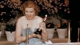 Vivien Leigh Wins Best Actress: 1952 Oscars