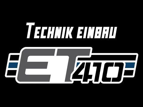 Aufbau: Tekno ET410   2/3   Die Technik   HD+   German