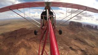 Monument Valley Legal Eagle XL Flight
