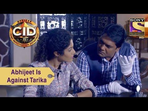 Your Favorite Character   Abhijeet Is Against Tarika   CID thumbnail