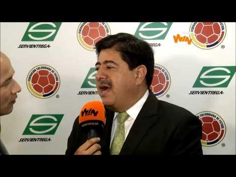 Luis Bedoya habla sobre los amistosos de Colombia contra Bahrein y Kuwait
