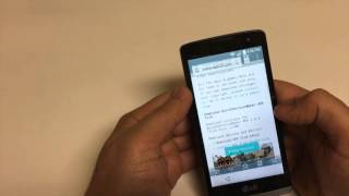 How to Bypass Google Account FRP LG Leon/Stylo  (ANDROID LOCK)