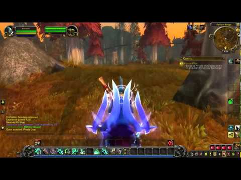 World of Warcraft - Horde Quest Guide - Private Chat