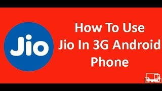 How to use jio sim in 3g phone 100% work