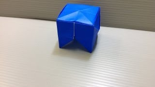 Daily Origami: 028 - Table
