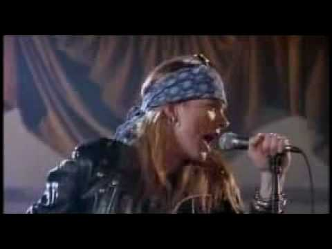 Guns N Roses - Sweet Child O' Mine Music Video