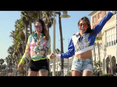Yisney Terrero & Fernanda Romero for Adidas Originals