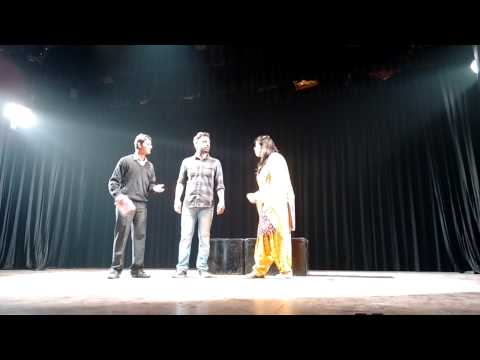 Lottery, asmita theatre group