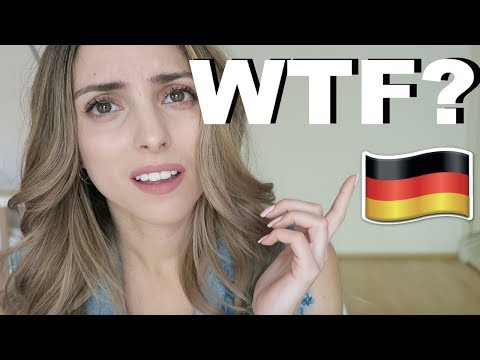 GERMANY CULTURE SHOCKS