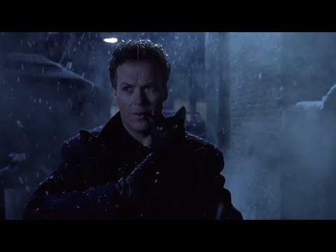 Batman Returns Clip: Merry Christmas Mr. Wayne