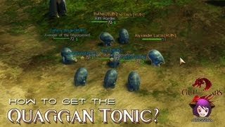 How to get a Quaggan Tonic
