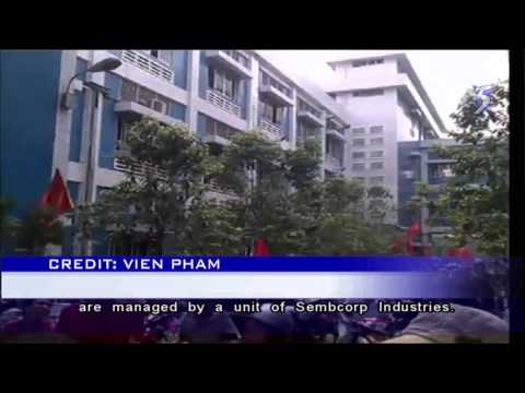 Two Singapore-run industrial parks in Vietnam hit by anti-China riots - 14May2014