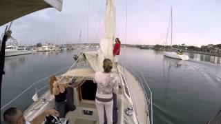 S/V Southern Cross Ep 15 - Sailing into the storm
