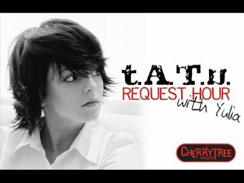 t.A.T.u. Request Hour with Yulia Volkova on Cherrytree Radio (30.09.2010)