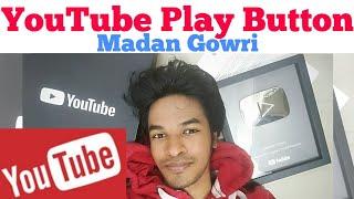 YouTube Play Button | Tamil | Madan Gowri