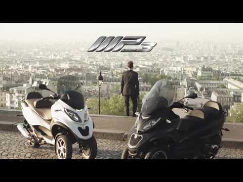 New Piaggio Mp3 - Official Video