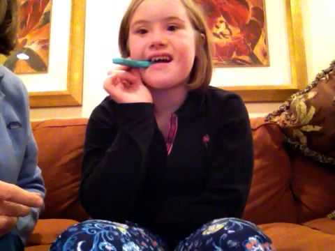 Oral Motor Exercise - Tongue Pops!