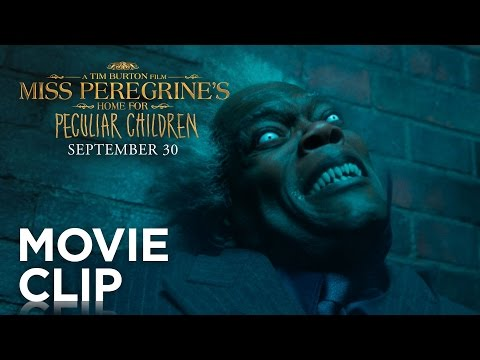 """Miss Peregrine's Home For Peculiar Children   """"Hold Barron Back"""" Clip [HD]   20th Century FOX"""