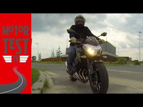 Kawasaki Z800 Performance met Akrapovic. bouwjaar 2016 / First Ride / VLOG #11 / Motor Test  TV