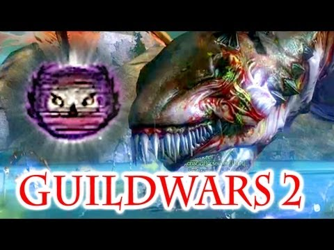 Guild Wars 2 - Tequatl Rising Achievement Guide Boss Week - Sparkfly Fen