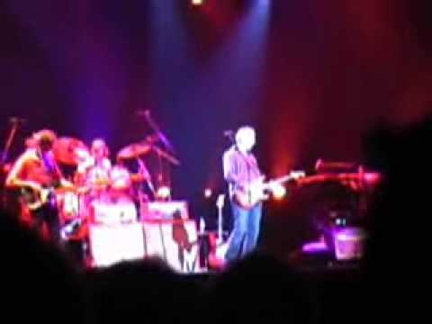 Guitar God Mark Knopfler Sultans of Swing Brisbane Austraila 17 03 2005 Shangri La World Tour