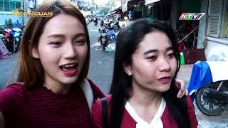 Cùng hotgirl Trâm Anh oanh tạc mua sắm sau chương trình Khúc hát se duyên tập 14
