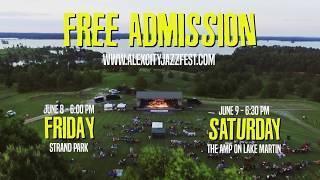 2018 Alex City Jazz Fest Lineup Announcement