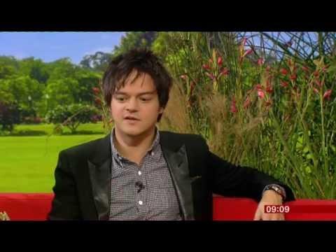 Jamie Cullum BBC Breakfast 2014