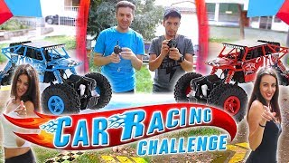 Car Racing Challenge ft. R1ou #Internet4u